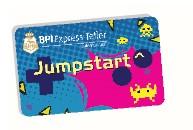 BPI Jumpstart Savings Account - Arcade Design