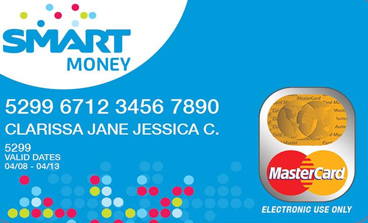 Smart Money Card