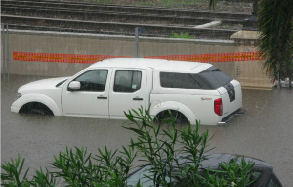 How to Protect Your Car During Typhoon Season - Protect Your Car from Flooding