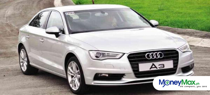 World Car Of The Year 2014 Audi A3 Is Now In The Philippines
