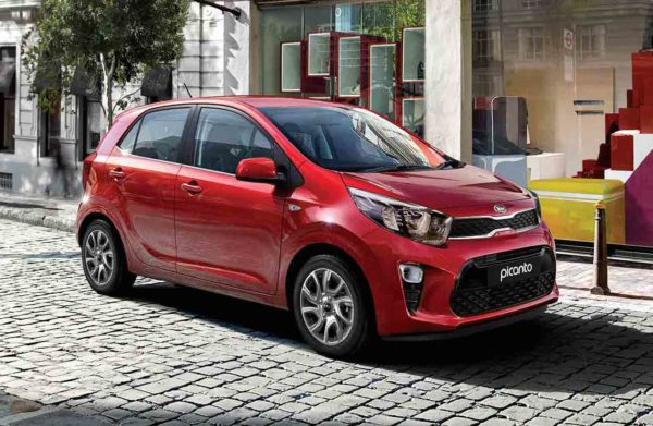 Cheapest Cars to Insure Philippines - Kia Picanto