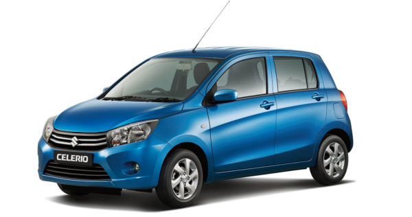 Cheapest Cars to Insure Philippines - Suzuki Celerio