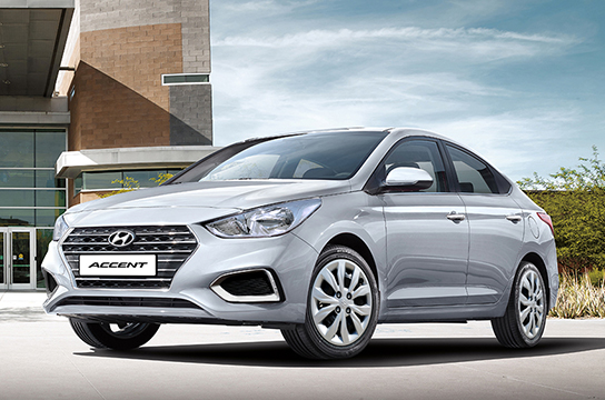 Fuel Efficient Cars Philippines - Hyundai Accent