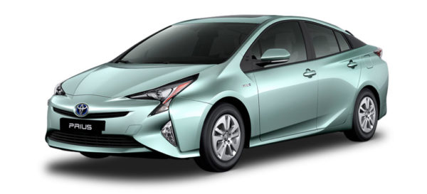 Fuel Efficient Cars Philippines - Toyota Prius