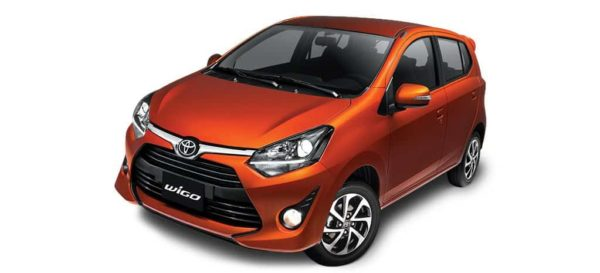 Cheapest Cars to Insure Philippines - Toyota Wigo