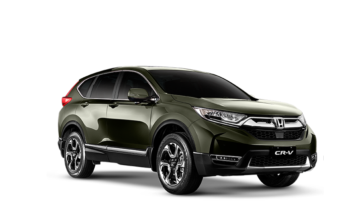 Fuel Efficient Cars Philippines - Honda CR-V