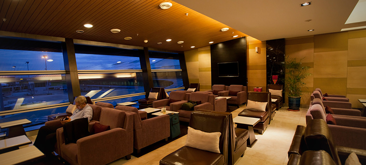 The Royal Orchid Lounge