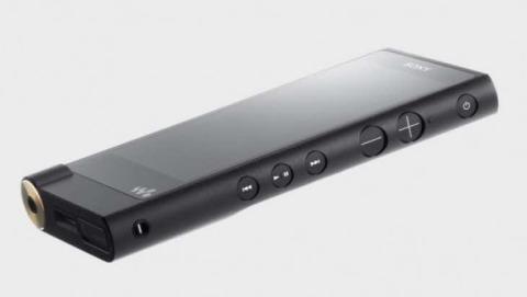The Sony Walkman NW-ZX2