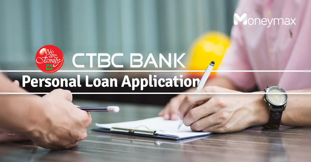 CBTC Personal Loan Application | Moneymax
