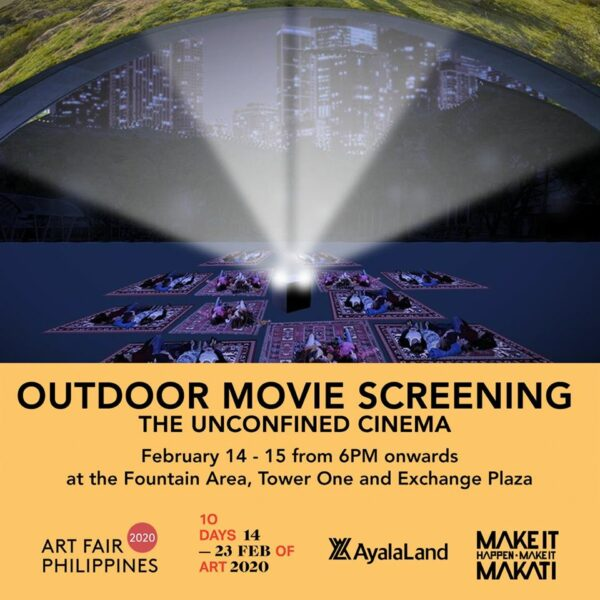 Valentine's Day for Singles - Outdoor Movie Screening