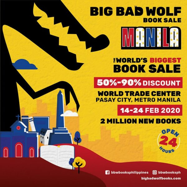 Valentine's Day for Singles - Big Bad Wolf book sale