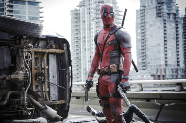 Valentine's Day for Singles - Netflix movies Deadpool