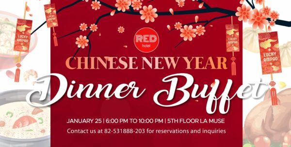 Chinese New Year 2020 Deals - Buffet Promos