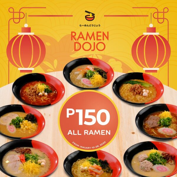 Chinese New Year 2020 Deals - Dining Promos