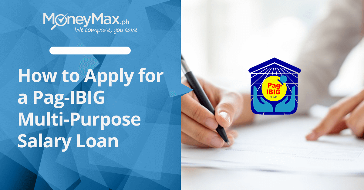 Pag-IBIG Salary Loan | MoneyMax.ph