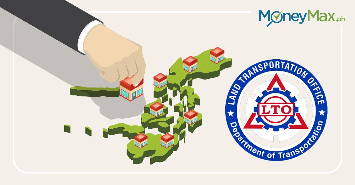 LTO Branches in Metro Manila | MoneyMax.ph