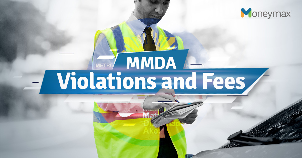MMDA Traffic Violations and Penalties | Moneymax