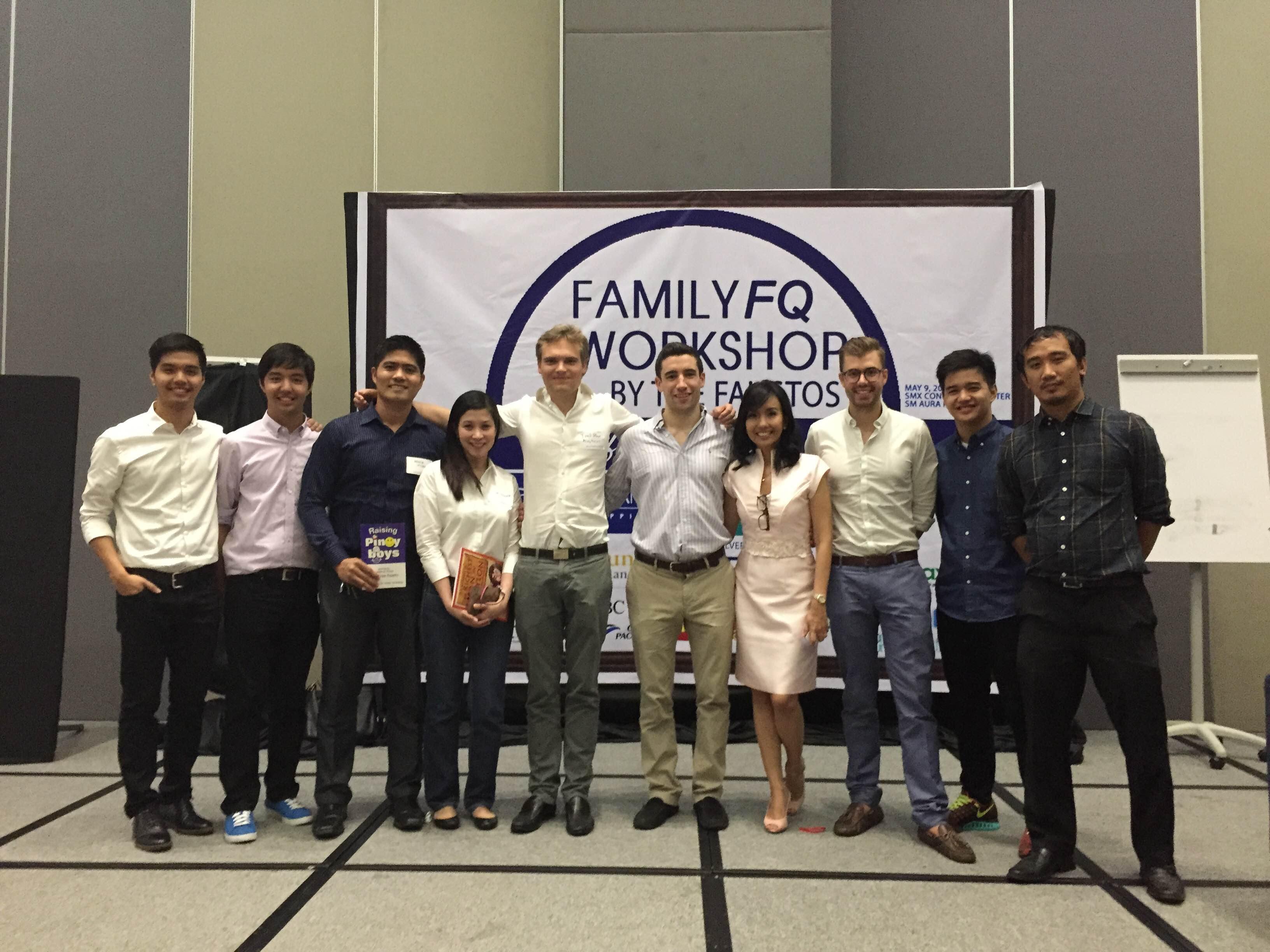 Family FQ Workshop