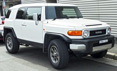 Toyota Car Insurance Price - FJ Cruiser 2019