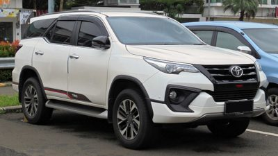 Toyota Car Insurance Price - Fortuner