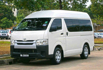 Toyota Car Insurance Price - Hiace 2019