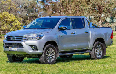 Toyota Car Insurance Price - Hilux 2019