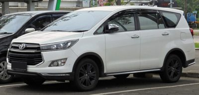 Toyota Car Insurance Price - Innova 2019