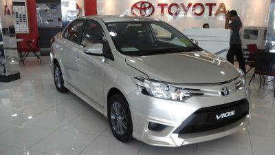 Toyota Car Insurance Price - Vios
