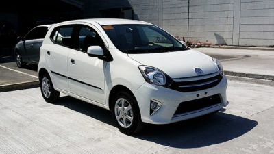 Toyota Car Insurance Price - Wigo