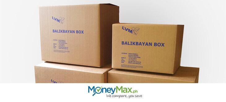 Alternatives to balikbayan boxes