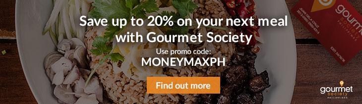 Gourmet Society MoneymaxPH