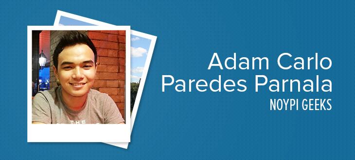 Adam Carlo Paredes Parnala