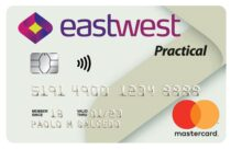 Top Credit Cards for First Timers in the Philippines - EastWest Practical Mastercard