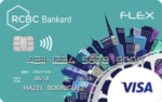 Top Credit Cards for First Timers in the Philippines - RCBC Bankard Flex Visa