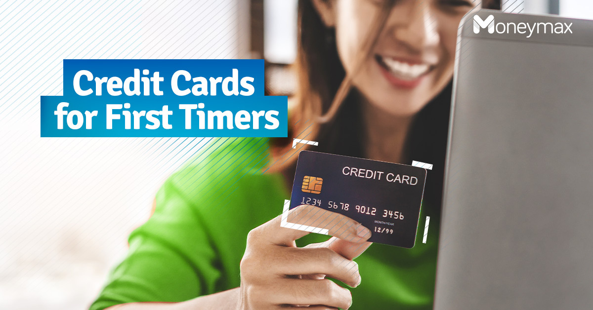 Top Credit Cards for First Timers in the Philippines | Moneymax
