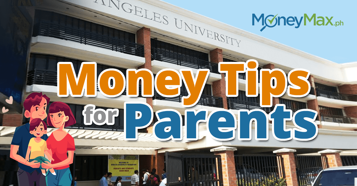 Money Management Tips for Parents | MoneyMax.ph
