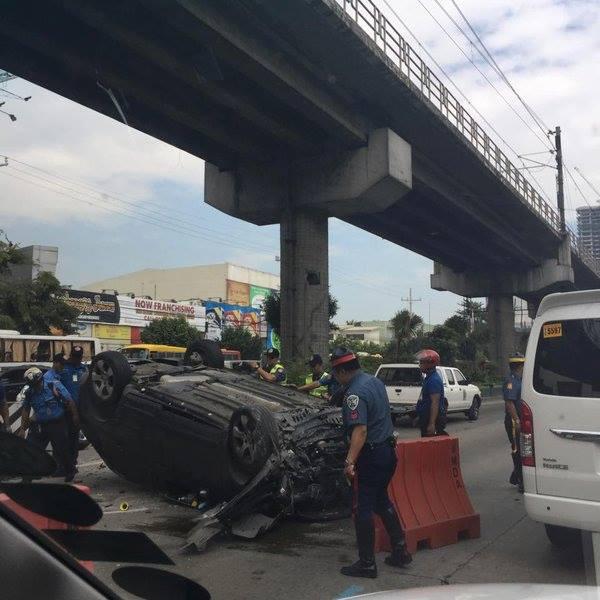 Accident Prone Roads Philippines - EDSA