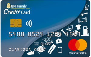 Credit Cards with Low Interest Rate in the Philippines - BPI Family Savings Credit Card