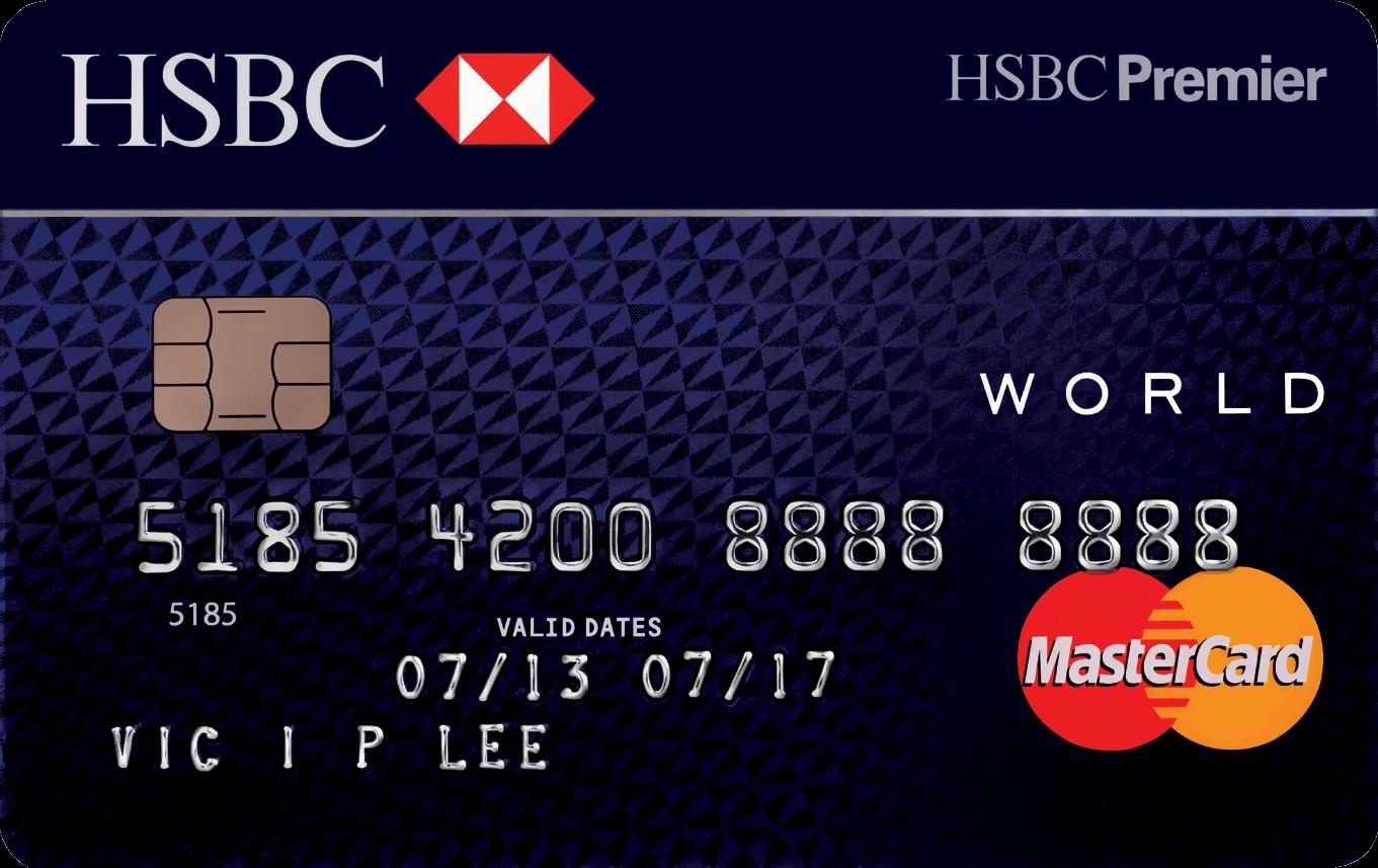 Hsbc premier mastercard points