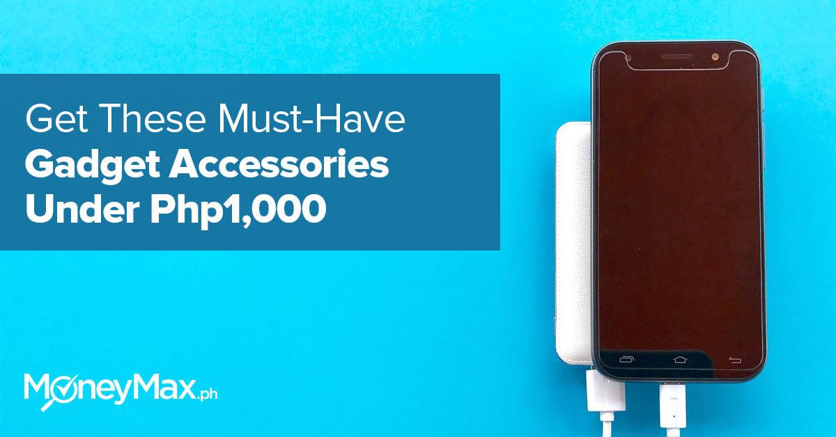 Gadget Accessories Under Php1,000