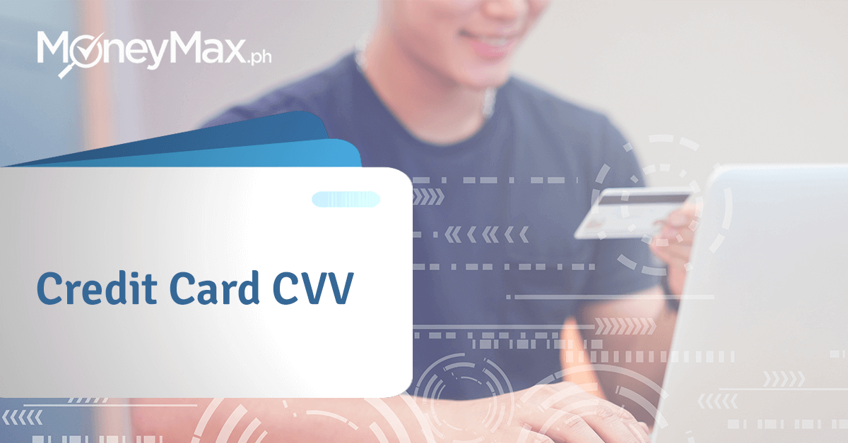 CVV in Credit Card | MoneyMax.ph