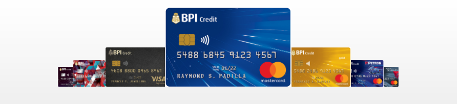 bpi credit card application - bpi credit card types