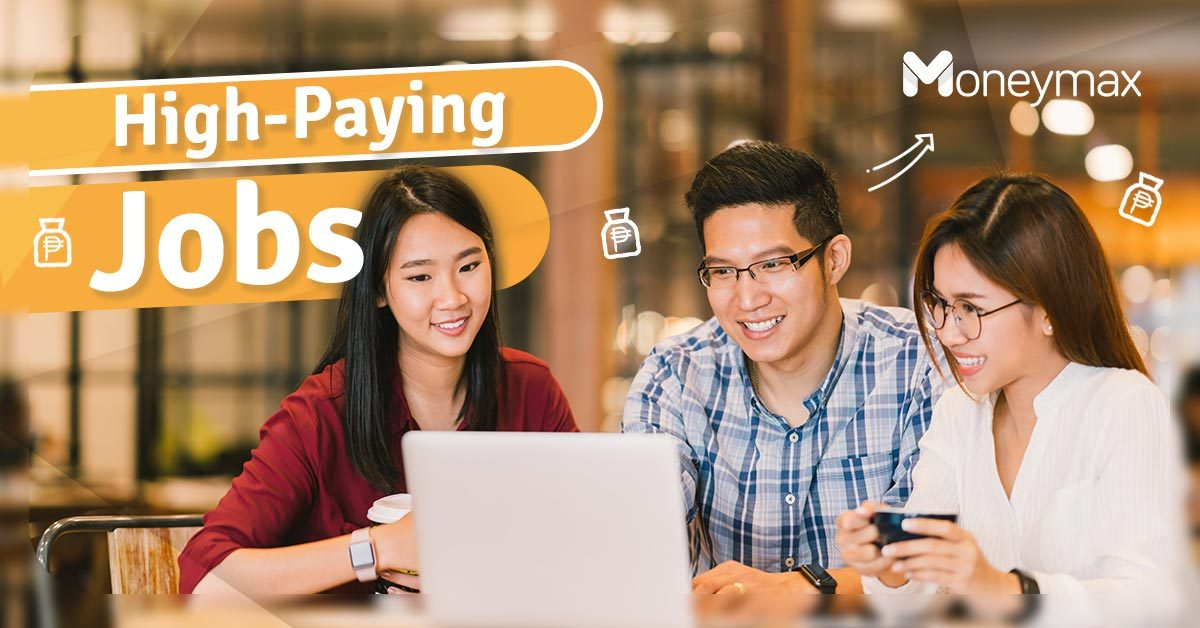 High Paying Jobs in the Philippines for Fresh Graduates | Moneymax