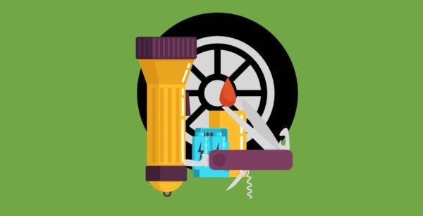 DIY Emergency Kits You Need to Prepare for the Rainy Season - roadside emergency kit