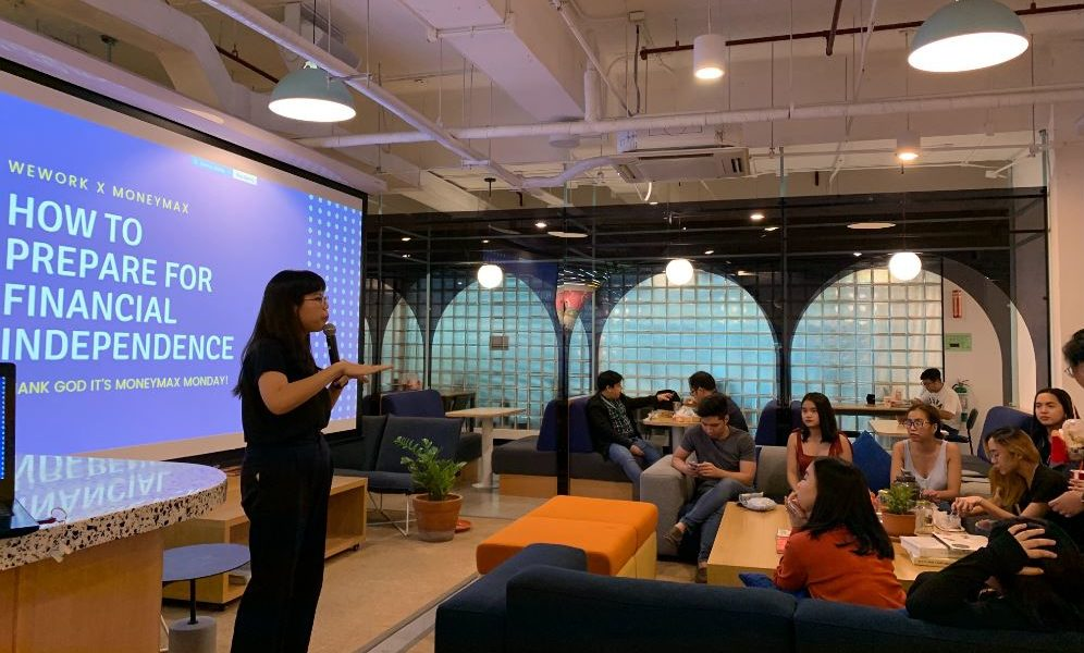 Why Filipinos Trust Moneymax - WeWork Talk