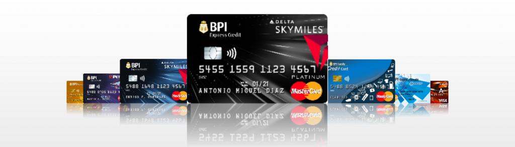 Bpi credit card online
