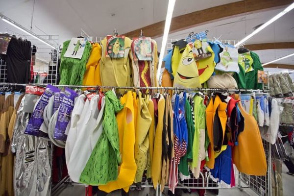 Small Business Ideas - Costume Rental Shop