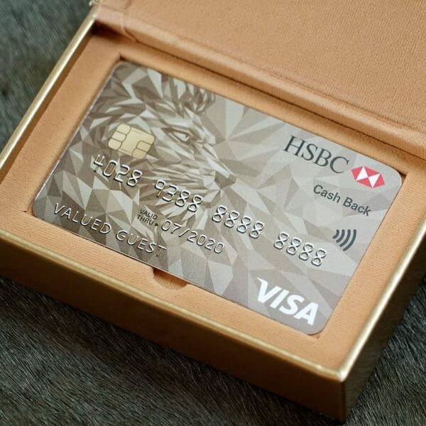 HSBC Credit Card Application for First Timers | MoneyMax ph
