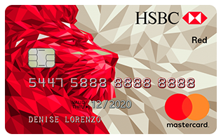 HSBC Credit Cards - HSBC Red Mastercard
