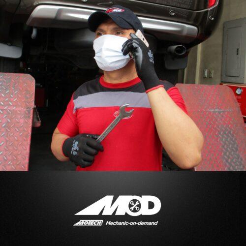 auto repair shop - motech